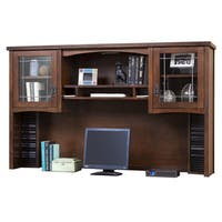 Mission Park Brown Wood Hutch