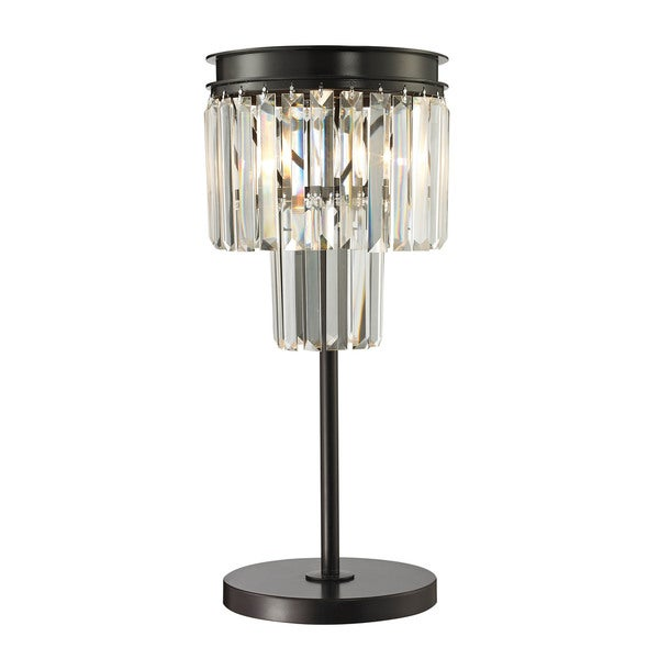 Dimond Lighting Palacial 1-light Table Lamp