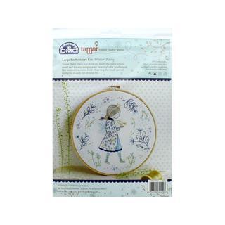 DMC Tamar Winter Fairy Large Embroidery Kit https://ak1.ostkcdn.com/images/products/16198921/P22570619.jpg?_ostk_perf_=percv&impolicy=medium