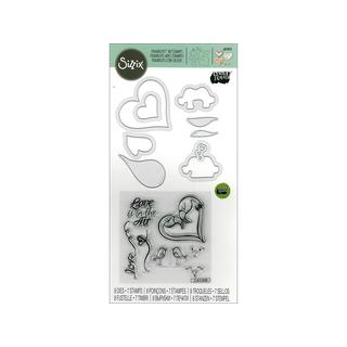 Sizzix Die and Stamp Set