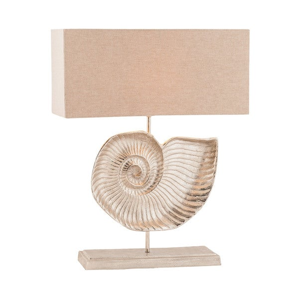 Dimond Lighting Nautilus Pink Metal Table Lamp