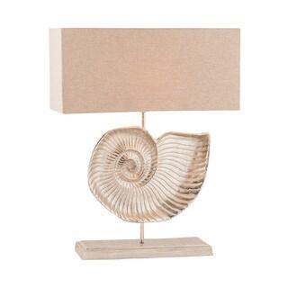 Dimond Lighting Nautilus Pink Metal Table Lamp