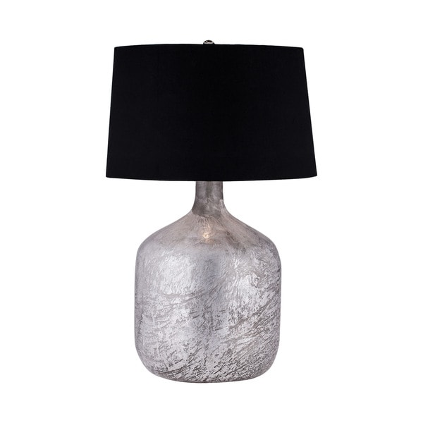 Dimond Lighting Antique Mercury Glass Jug Lamp
