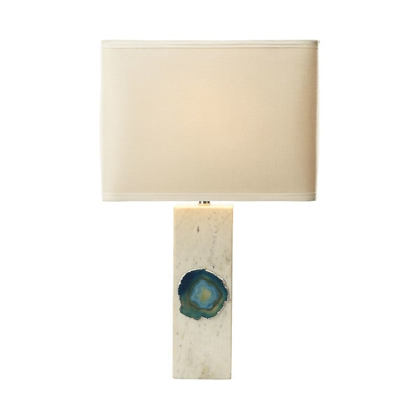 Dimond Lighting Yucatan Blue Table Lamp