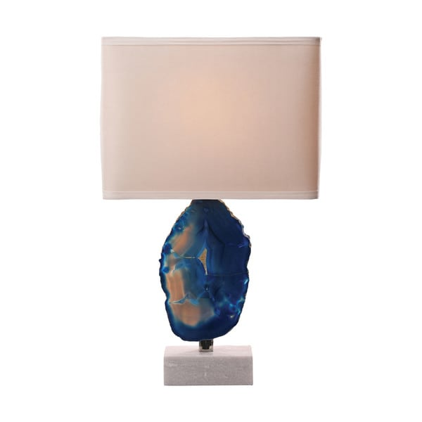 Dimond Lighting Minoa Blue Table Lamp