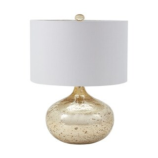 Dimond Lighting Antique Mercury Glass and Metal Table Lamp