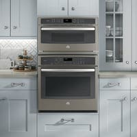 GE PROFILE SERIES BUILT-IN MICROWAVE/CONVECTION OVEN