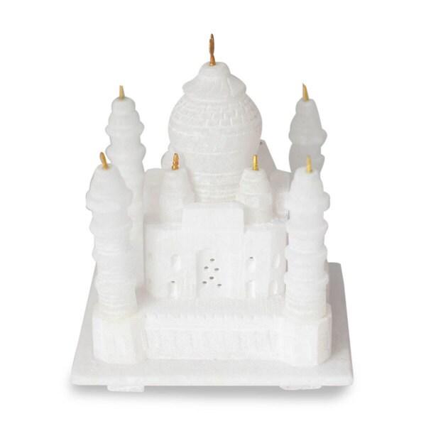 Marble Sculpture, 'Taj Mahal' (Small) (India)