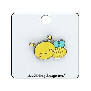 Doodlebug Spring Things Collectible Pin Honey Bee