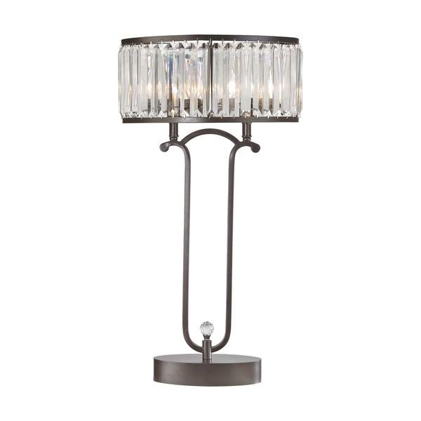 Dimond Lighting Rudolfo Bronze Metal 2-light Table Lamp