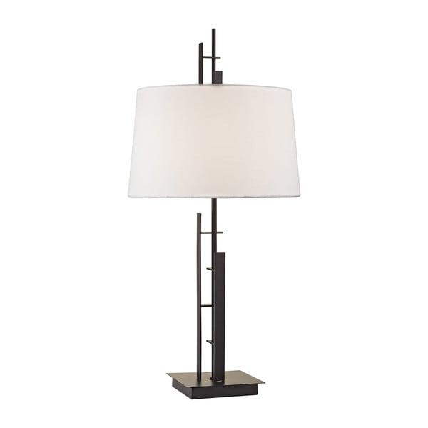 Dimond Lighting Godin Bronze Metal Table Lamp