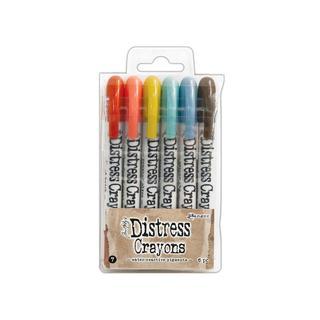 Ranger THoltz Distress Crayons Set 7