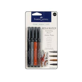 FaberCastell Pitt Artist Pen Set Journaling