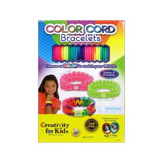 FaberCastell Creativity/Kids Color Cord Bracelets
