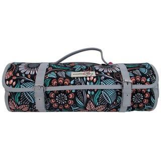Everything Mary Yarn Roll Up Case Grey/Multi