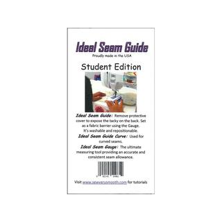 Sew Very Smooth Student Edition Seam Guide Kit