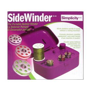 Simplicity SideWinder Bobbin Winder Purple