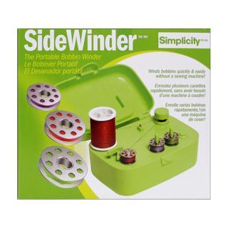 Simplicity SideWinder Bobbin Winder Green