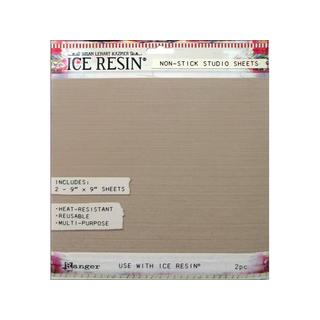 Ranger ICE Resin Studio Sheets 9x9
