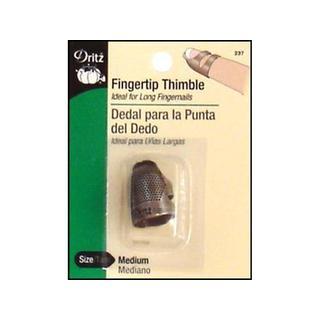 Dritz Fingertip Thimble Medium