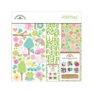 Doodlebug Spring Things Essentials Kit