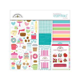 Doodlebug Cream & Sugar Essentials Kit