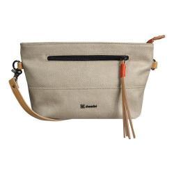 Women's Sherpani Page Crossbody Bag Natural