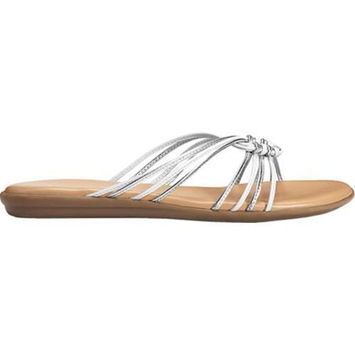 Womens Aerosoles Health Chlub Sandal White Combo