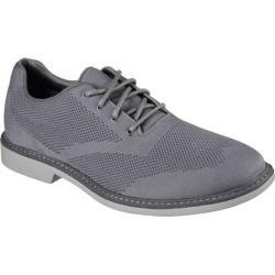 Men's Mark Nason Skechers Hardee Oxford Charcoal