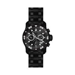 Men's Invicta Pro Diver 21926 Black Stainless Steel