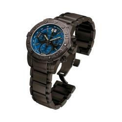 Men's Invicta Reserve 10594 Black Stainless Steel/Blue