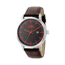 Men's Invicta Specialty 22315 Moro Leather/Silver/Black/Nero