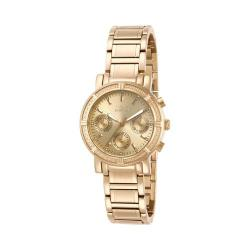 Women's Invicta Wildflower 14873 Gold Stainless Steel/Champagne