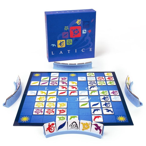Adacio Latice Standard Edition Strategy Board Game