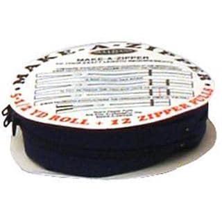 Sullivans Make-A-Zipper 5.5yd Reel Navy