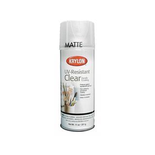 Krylon Artist Spray 11oz UV-Resistant Matte