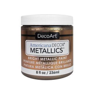 Decoart Americana Decor Metallics 8oz AntBronze