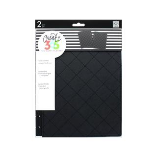 MAMBI Create 365 HP Snap Cover Classic Quilted Blk