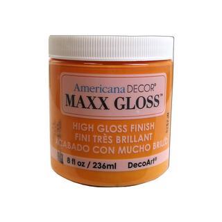 Decoart Americana Maxx Gloss 8oz Orange Slice