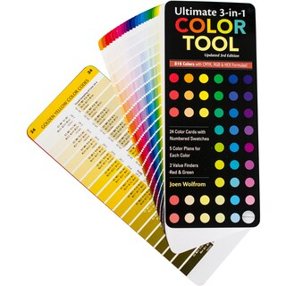 C&T 3-in-1 Color Tool 3rd Edition