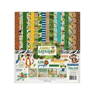 Echo Park Jungle Safari Collection Kit 12x12