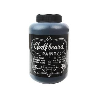 AMC DIY Shop Chalkboard Paint Black 16.5oz