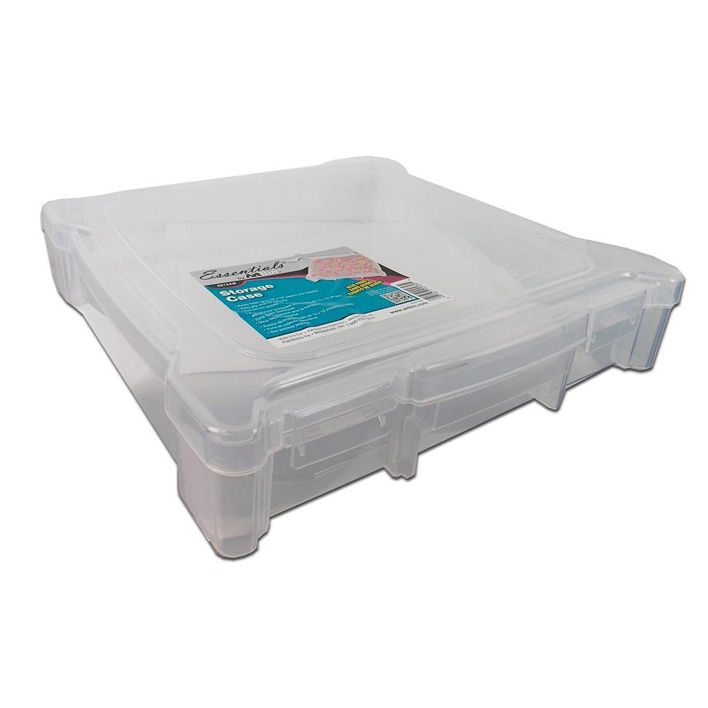 "Art-Bin Essentials Storage Box 12x12"" (Scrapbooking Organ..."