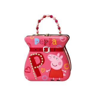 Tin Box Co Belt Buckle Purse Peppa Pig