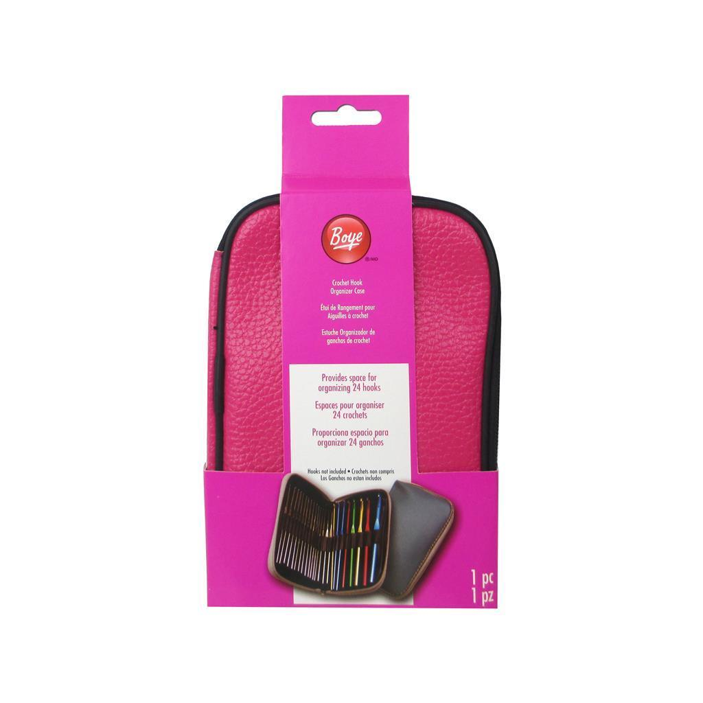 Boye Crochet Hook Deluxe Organizer Case (Sewing Storage),...