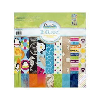 Bo Bunny Make A Splash Collection Pack