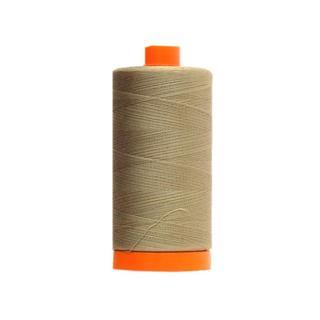 Aurifil Ctn Thread Mako 50wt 1300m Sandstone