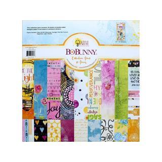 Bo Bunny Faith Collection Pack