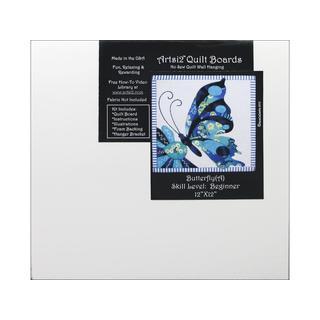 Artsi2 Quilt Board 12x12 Butterfly