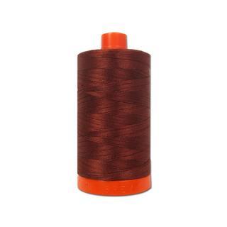 Aurifil Ctn Thread Mako 50wt 1300m Rust